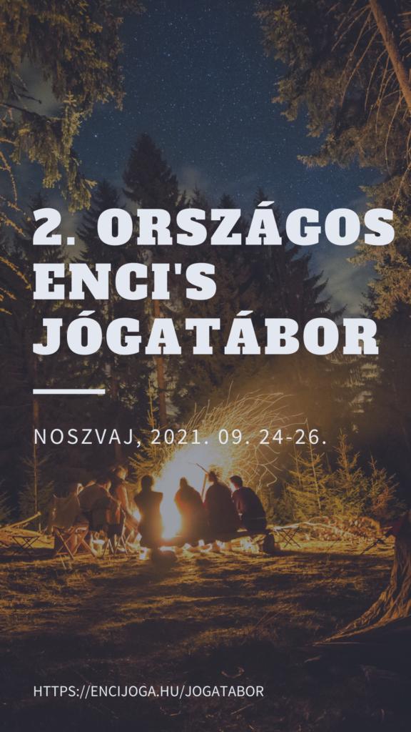 Jógatábor 2021 Noszvaj